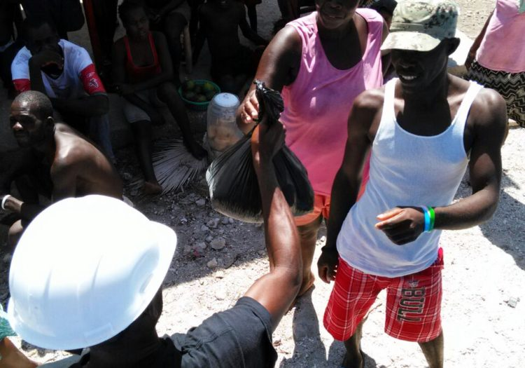 Post-Hurricane Matthew Update #2: Sigora assists with emergency relief in NW