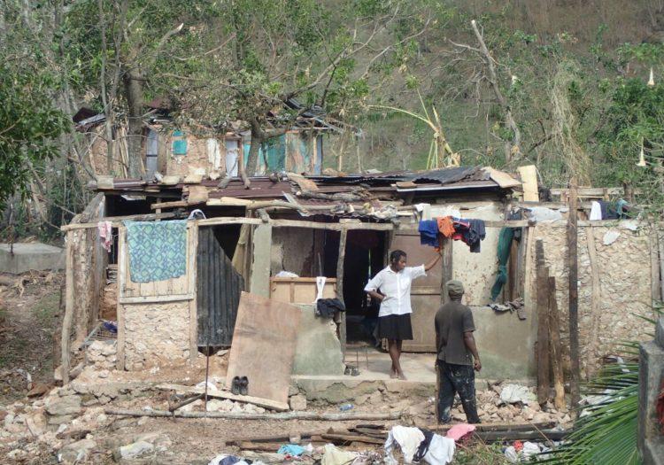 Post-Hurricane Update #4: Dispatch from Sigora Haiti